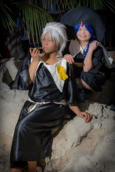 Aladdin and Sphintus2 by Nommydesu