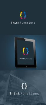Think Functions Identity Concept by mohamed-amin