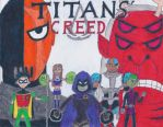 Titans' Creed by MushroomHedgehog
