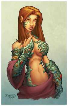 Witchblade Final by rantz