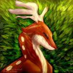 Holder Of Nature by MagicalRave