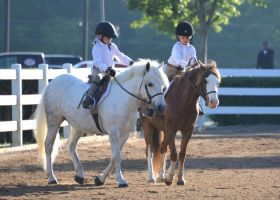 Little Folks and Ponies 5-23-15 by Tailgun2009