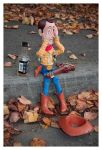 Down and out Woody by littledesignshop