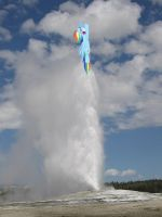 Just one of the geysers by snakeman1992