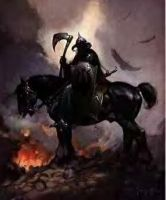 Death,by Frank Frazetta by The-End-Is-Near