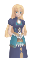 Rune Factory 4 - Forte by PrincessLettuce