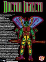 O.C. - Dr. Insecto by darthpaul99
