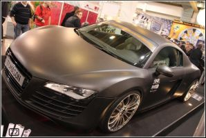 Audi R8 by 22photo