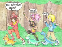 CE: The adventure begins by spiderboy1