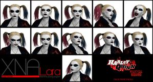 Harley Quinn (Suicide Squad Movie) - FacePose Pack by Postmortacum
