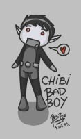 Chibi Bad Boy by BeastKonoha