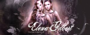 Elena Gilbert 4 by CosmosGraphics