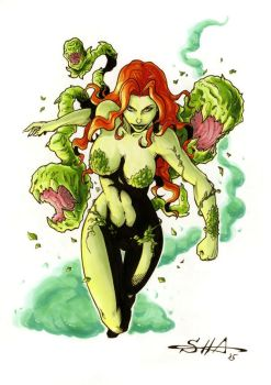Poison Ivy by Killersha