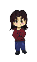 Pretest chibi colored by Rolytic