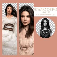 PACK PNG 13 // PRIYANKA CHOPRA by Bonitarogue