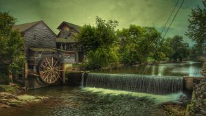 Old Mill by Lynn1990