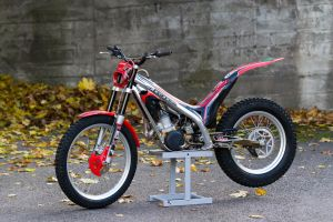 Trial motorbike by BIREL