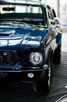 Mustang Front by miki3d
