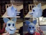 Papowske Foam Base (Fursuit) by Lockian