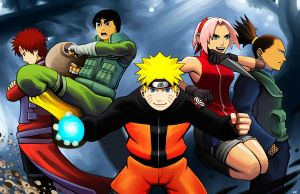 Naruto Gift by MasonEasley