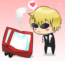 Shizuo's Dream Come True by BladeXD