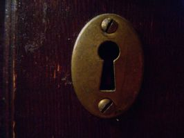 Keyhole by stockimagine