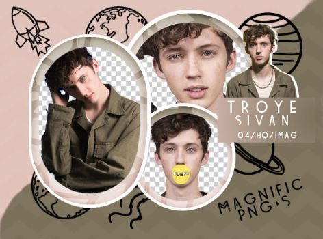 +Pack Png - Troye Sivan by Magnific-Pngs