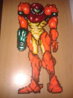 Samus A by Jesusclon