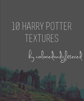 HP Textures by coloredandglittered