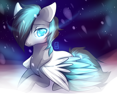 Whiteout by Jupecat