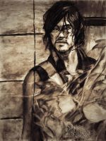 Fan-art Friday: The Walking Dead by Kaizoku-hime