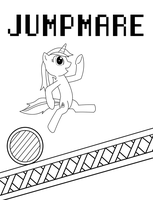 Jumpmare by Delta-Pangaea