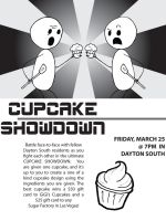Cupcake Showdown by samiikinns
