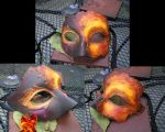 Autumn Leaves Mask by Izile