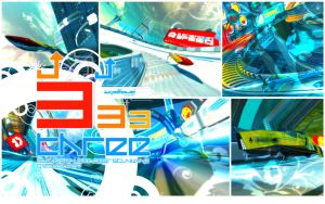 Wipeout HD Wallpaper by hastati95