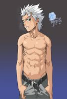 Hitsugaya - BLEACH Series by ToPpeRa-TPR
