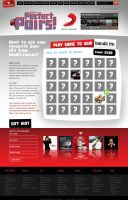 Sony Music Pairs Game Page by scottrichardson