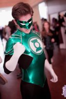 Green Lantern new 52 by TheAwesomeSpin