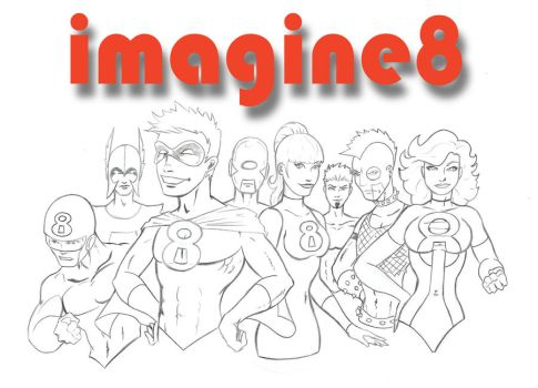 Imagine8 by JeremyWhittington