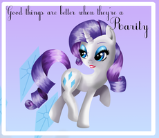 Good things are better when they're a Rarity by Doodlett