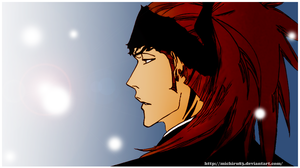 Abarai Renji Bleach 466 by Michiru83