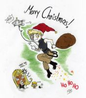 Merry Christmas 2006 by LadyMillennium