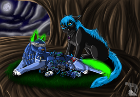 family by Shadow-lightning