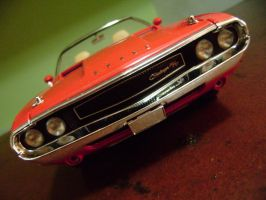 dodge challenger 70 rt scale 1 18 by EnriqueGomez