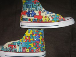 autism sneakers3 by brolicdesigns