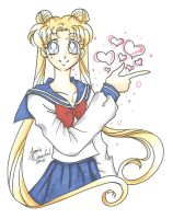Simply Usagi by AnimeJanice