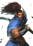 yasuo by yy6242
