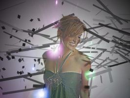 Surrounded by Light by whitephoenix82