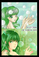 Bubbles - Progress 2006-2009 by Lap-chan