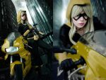 Mia Dearden - Speedy II - Green Arrow Comics by FioreSofen